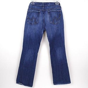 Citizens Of Humanity Jeans - Citizens of Humanity Womens Petite Dita Bootcut
